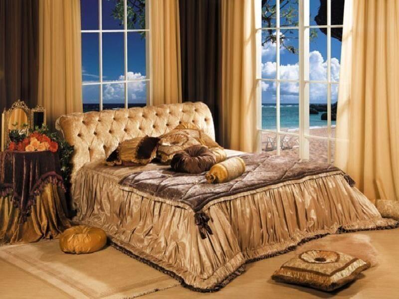 Покрывала в дизайне спальни фото